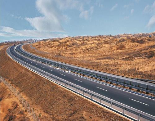 榆林绕城高速公路南段BT建设项目