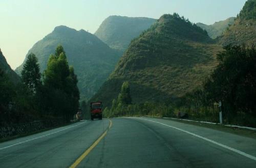 210国道高陵过境公路